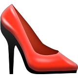 high-heeled-shoe
