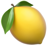 lemon-emoji